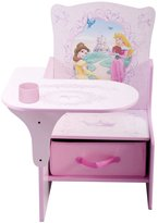 Delta - Disney Princess Chair Desk With Pull Out Under The Seat Storage Bin