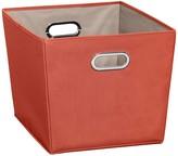 Honey-Can-Do Orange Large Storage Bin