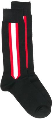 Calvin Klein contrast stripe socks