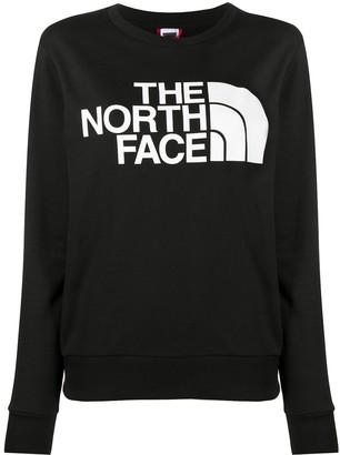 The North Face Crew Neck Logo Sweatshirt