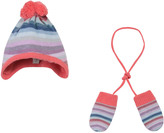 Paul Smith Striped Mulana Beanie + Gloves