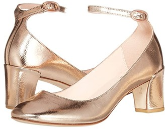 Repetto Electra (Orange Rose/Pink/Gold) High Heels