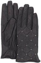 Nine West Women's Quilted Leather Glove