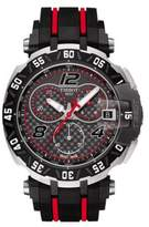Tissot T-Race MotoGP Limited Edition Stainless Steel Rubber Strap Chronograph Watch