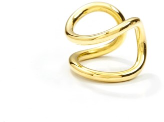 Bold Ring Brass Mvdt Collection