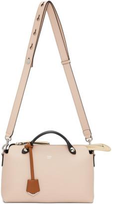 Fendi Pink Medium By The Way Boston Bag