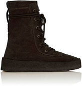 Yeezy Men's Crepe-Sole Boots-BLACK