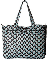 Ju-Ju-Be Onyx Collection Super Be Zippered Tote Diaper Bag