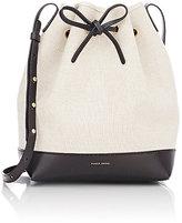 Mansur Gavriel Women's Mini-Bucket Bag-BLACK