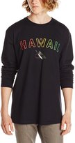 Quiksilver Men's Eddie Aloha Long Sleeve T-Shirt