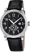 Jaguar Watches Men's Quartz Watch J662/4 with Leather Strap