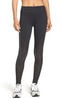 Zella Women's Platinum Moto Leggings