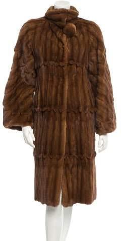 J. Mendel Mink Coat