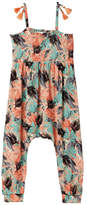 Jessica Simpson Tropical Romper (Toddler Girls)
