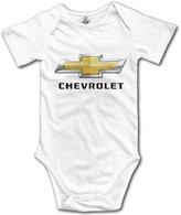 POY-SAIN BABY CHEVROLET Logo - POY-SAIN Cute Infant Baby Romper Climb Cloth