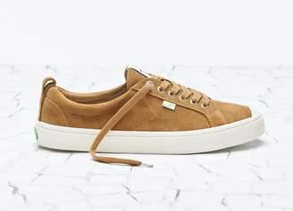 Cariuma OCA Low Camel Suede Sneaker Women