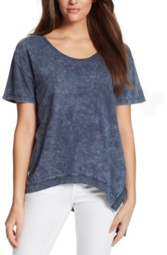 Skinnygirl Appropriateness Asymmetrical T-Shirt