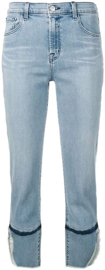 J Brand Ruby slim-fit jeans