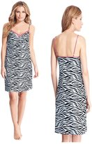 Marks and Spencer Wild & Gorgeous Cotton Zebra Print Nightgown