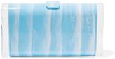 Edie Parker Lara acrylic box clutch