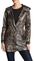 Vince Camuto Hooded Zip Parka Jacket