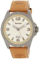 Timberland Men&s Walden Quartz Watch
