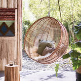 Ciel Bali Ball Hanging Rattan Chair, Inside Outside Living