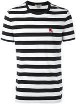 Burberry striped T-shirt - men - Cotton - XS