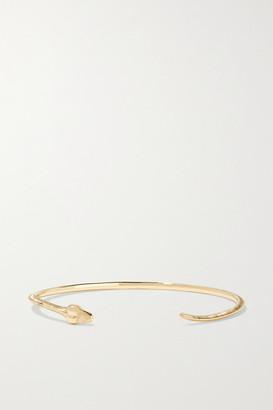 OLE LYNGGAARD COPENHAGEN Snake 18-karat Gold Cuff - S