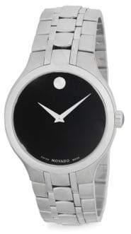 Movado Museum Stainless Steel Bracelet Watch