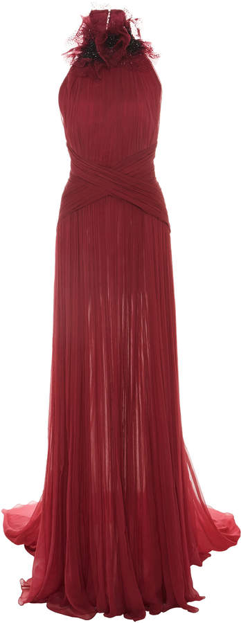 a4246b3fb7bab Sparkle Chiffon Dress - ShopStyle UK