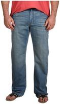 Tommy Bahama Big Tall Standard Coastal Island Ease Jeans (Light Wash) - Apparel