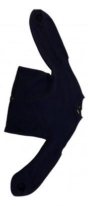 Antonio Berardi Blue Cashmere Knitwear