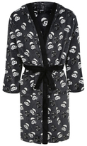 George Star Wars Hooded Fleece Dressing Gown
