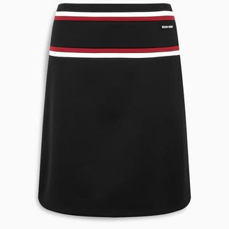 Miu Miu Black pencil skirt