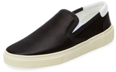 Satin Skate Slip-On Sneaker