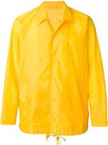 John Lawrence Sullivan back print shirt jacket