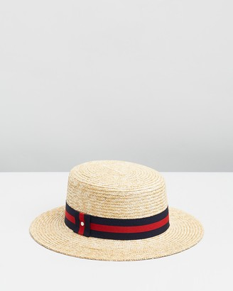 Ace Of Something Palermo Boater Hat