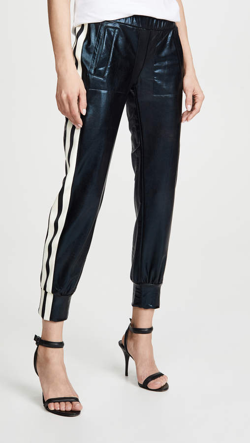 06a659a513 Pants With Leather Side Stripe - ShopStyle