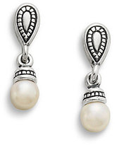 James Avery Jewelry James Avery Vintage Pearl Drop Earrings