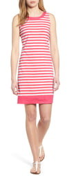 Tommy Bahama Viale Stripe Short Dress
