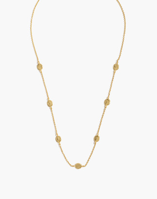 Madewell Coinlink Chain Necklace