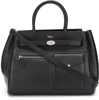 Mulberry Bayswater multi-pocket tote bag