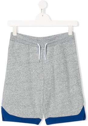 Little Marc Jacobs TEEN logo side panel shorts