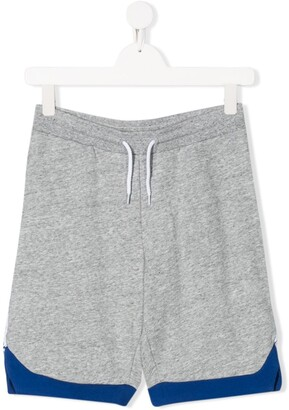 Little Marc Jacobs TEEN logo side panel shorts