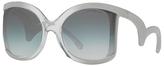 Emporio Armani EA4083 Cat's Eye Sunglasses