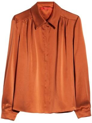 Max & Co. Silk Satin Shirt
