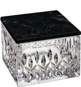 Waterford Crystal Lismore Opulence Covered Box with Marble Lid