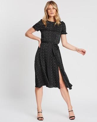 Atmos & Here Celeste Midi Dress