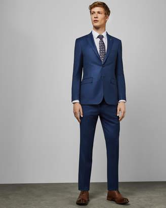 Ted Baker KERNALT Debonair slim wool suit trousers